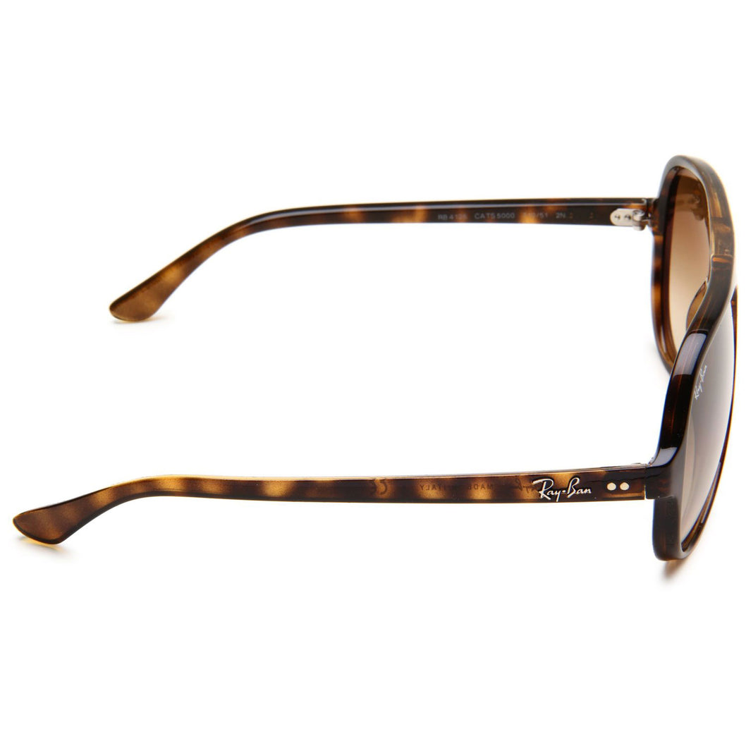 RAY BAN - Cats 5000 Classic - Tortoise Frame - Light Brown Gradient ...