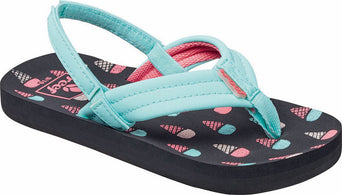 05f52552190d lazy-loading-gif Reef Little Ahi Sandals - Little Girl s Ice Cream