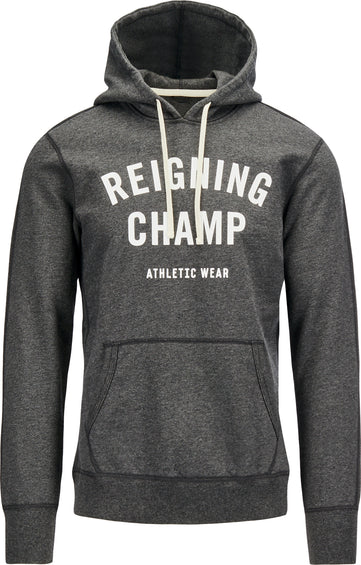 Reigning Champ Gym Logo Hoodie - Midweight Terry - Men's