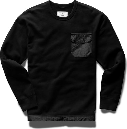 Reigning Champ Midweight Terry Relaxed Crewneck - Men's