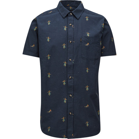 Rip Curl Hula Breach Short Sleeve Shirt - Men's