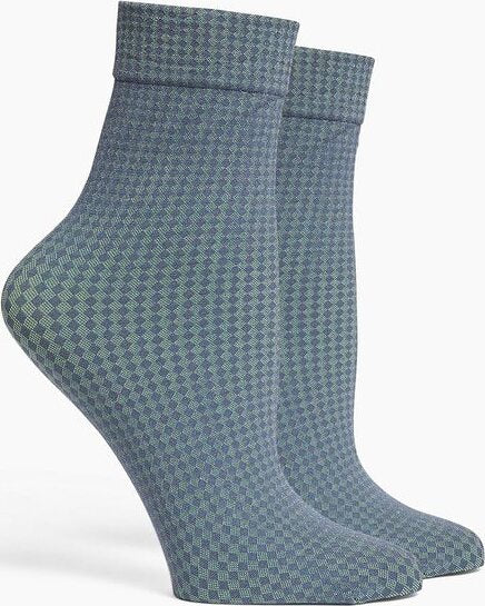 Richer Poorer Quilted Socks - Women's
