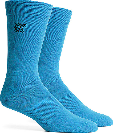 Richer Poorer Good Luck Socks - Men's