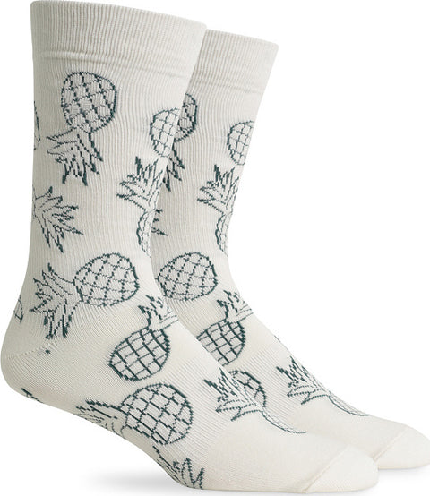 Richer Poorer Luau Socks - Men's