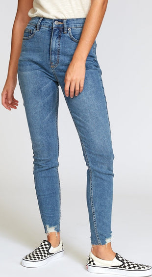 RVCA Solar High Rise Jeans - Women's