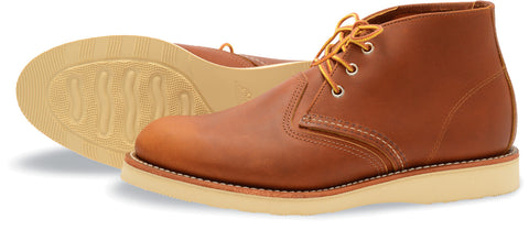 Red Wing Shoes Work Chukka Shoes - Men's