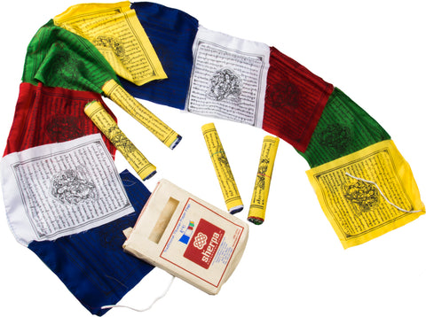 Sherpa Adventure Gear Prayer Flags 5 Strings - Unisex