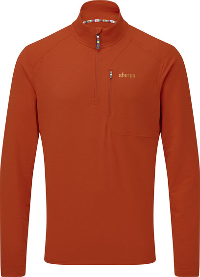 Sherpa Adventure Gear OM Zip Tee - Men's