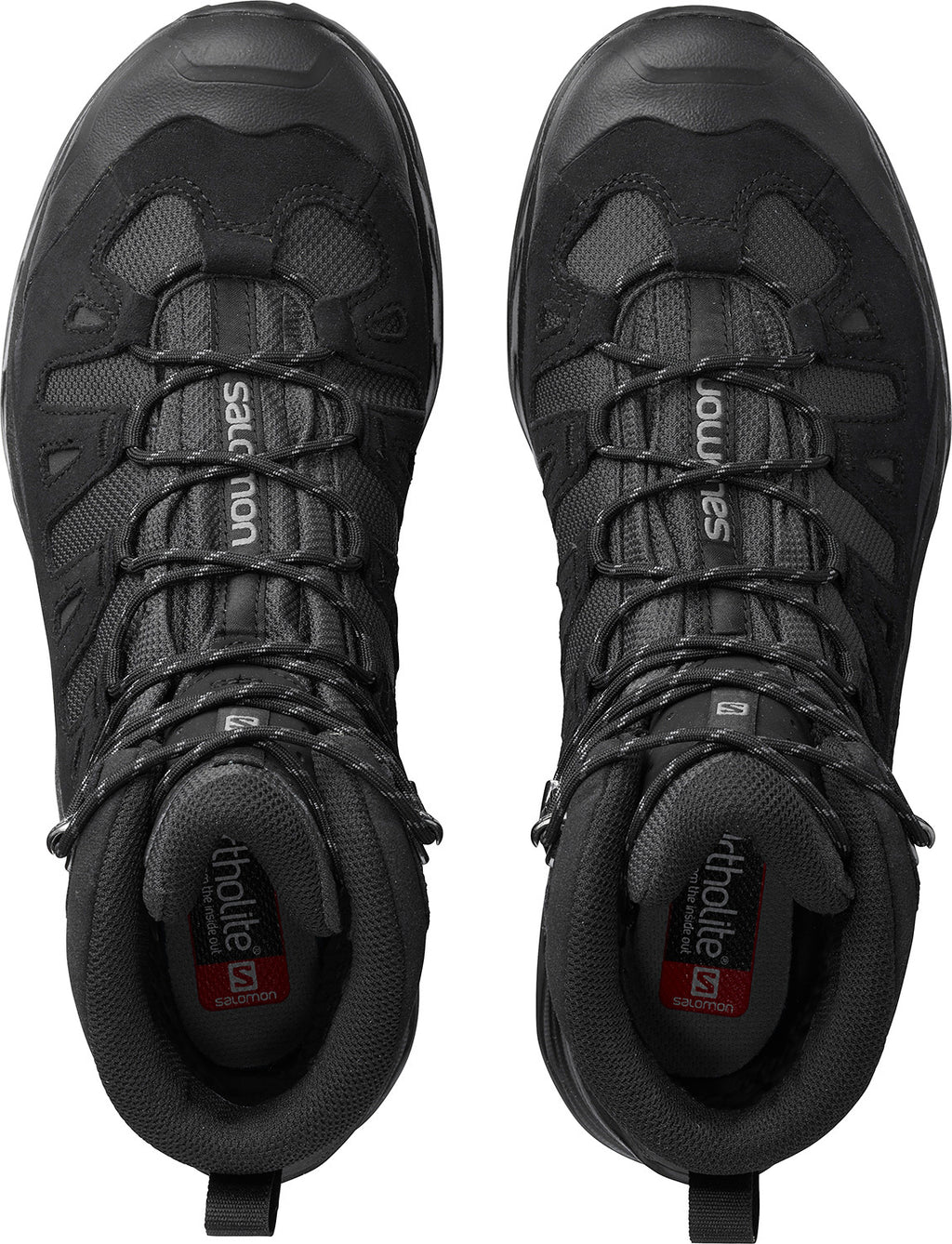 Salomon Quest Prime GTX Men's Hiking Shoes Black Shoes