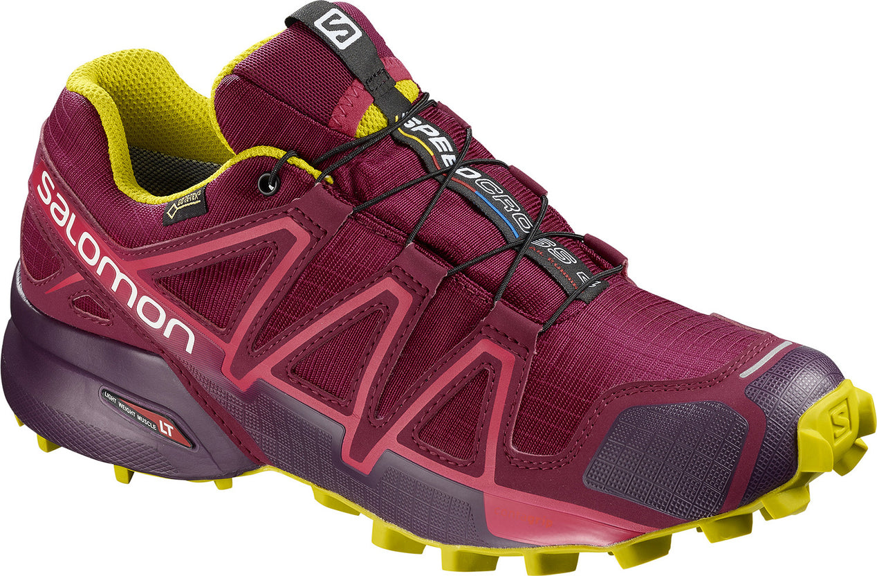 4c38f877375c8 Salomon Speedcross 4 Gtx Trail Running Shoes - Women s