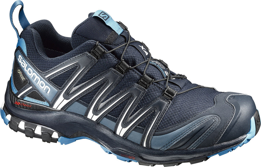 1 SALOMON XT Hornet GTX Men's Trail Running Shoes Compare