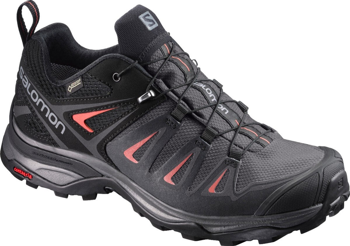 4a0e7d7c3ba Salomon X Ultra 3 Gtx Hiking Shoes - Women s