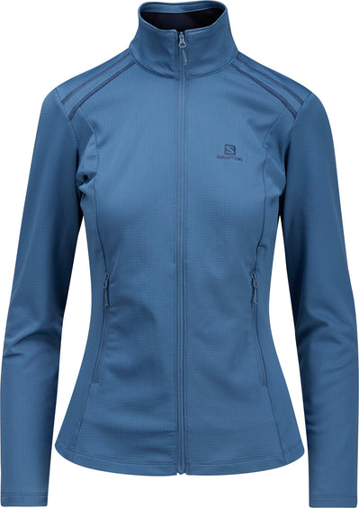 Salomon Discovery LT HZ Jacket - Women's