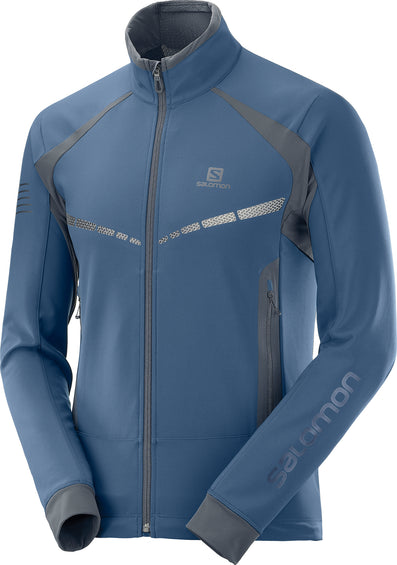 Salomon Manteau RS Warm Softshell - Homme