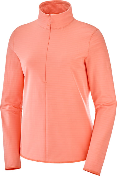 Salomon Outrack Half Zip Pullover - Women's