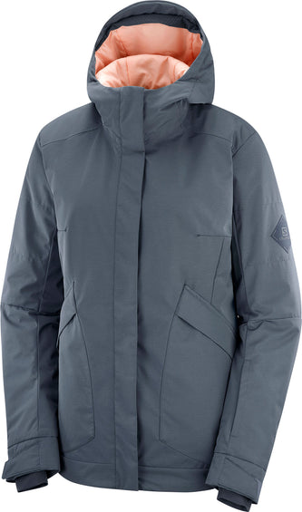 Salomon Snow Rebel Insulated Jacket - Women's