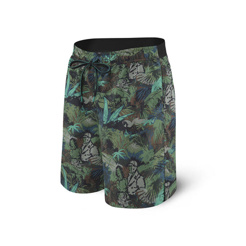 SAXX Underwear CannonBall 2N1 Long Short - Men's