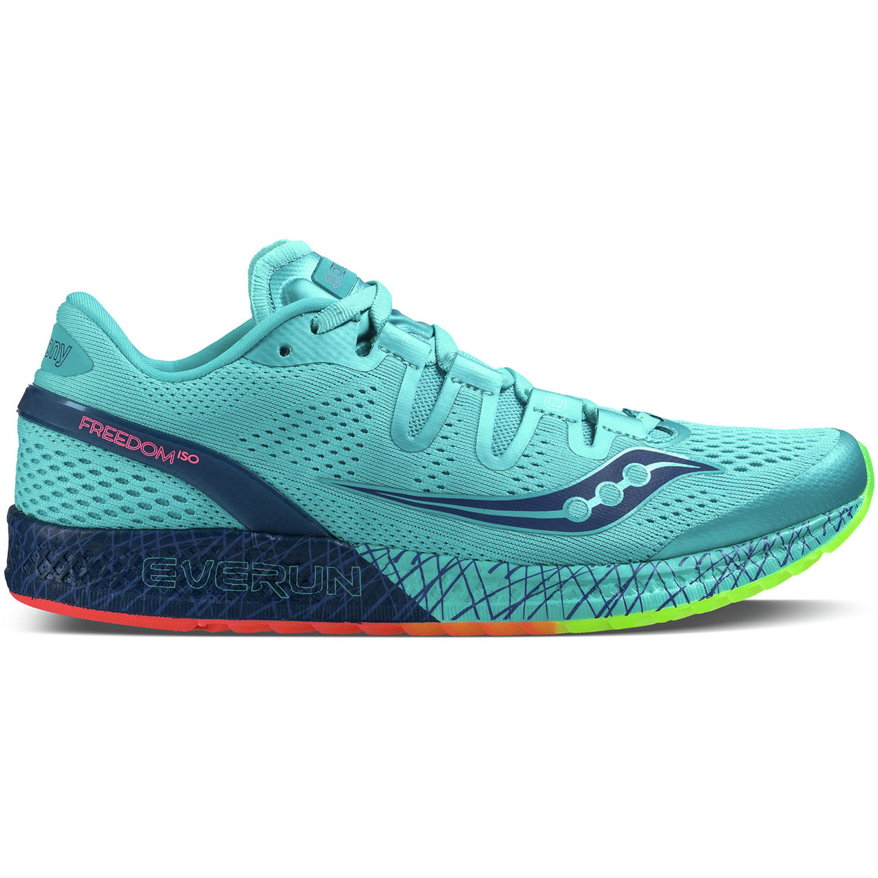 4770900d5623 Saucony Women s Freedom Iso Running Shoes