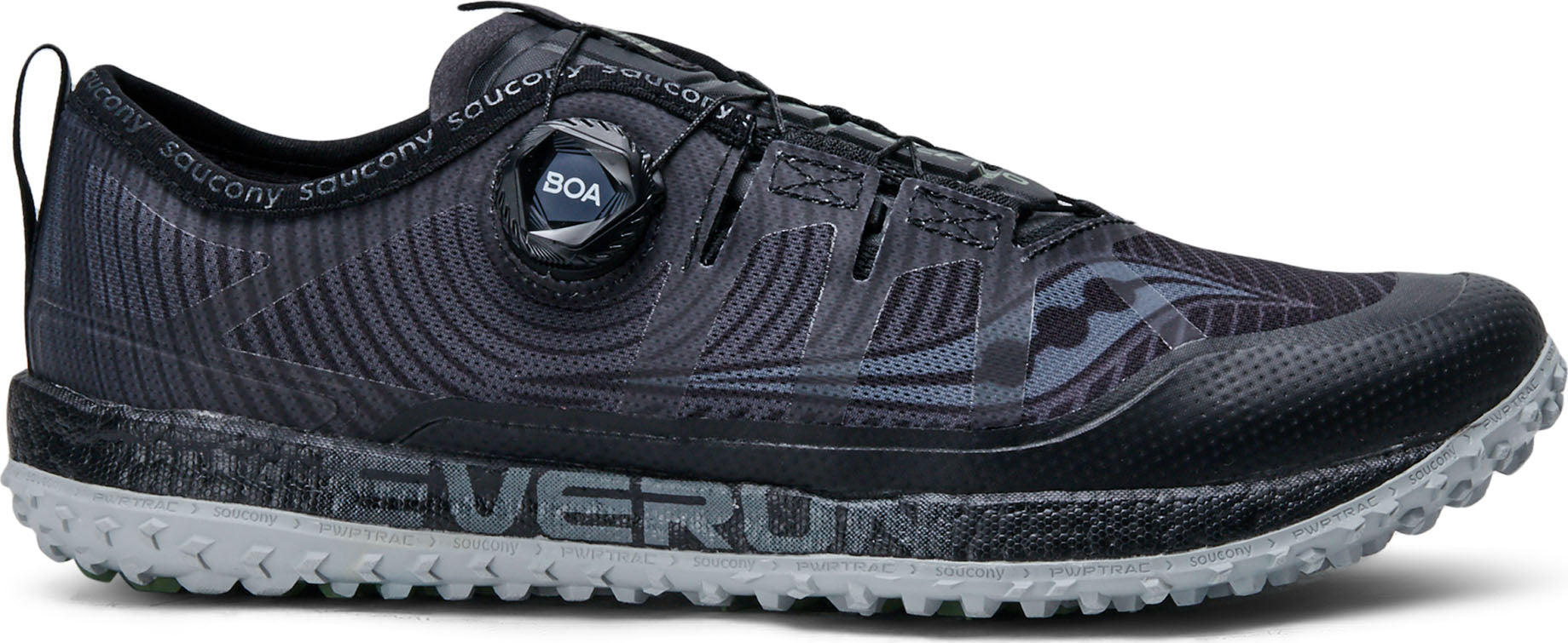 Saucony Switchback Iso Trail Running