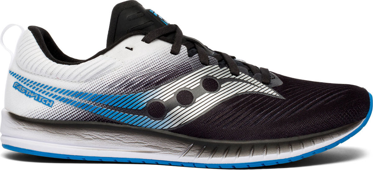d229d3ad Saucony Fastwitch 9 Running Shoes - Men's Black - White ...