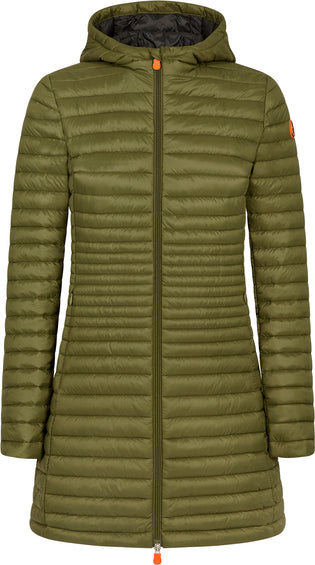 Save the Duck Giga Hooded Coat - Women's