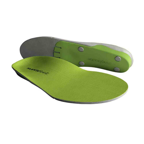 Superfeet Footbed Green Max Shock Absorption - Unisex
