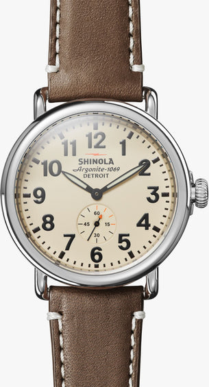 Shinola Montre The Runwell - Homme