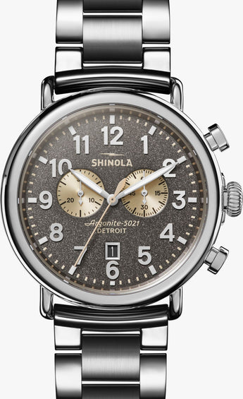 Shinola Montre The Runwell Chrono - Homme