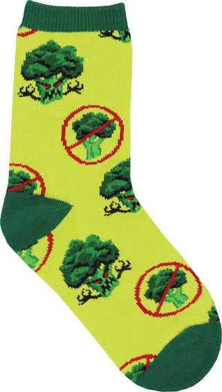 Socksmith Broccoli Monster  Socks - Kids