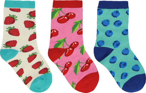 Socksmith Mini Berry Sweet Socks - Little Kids