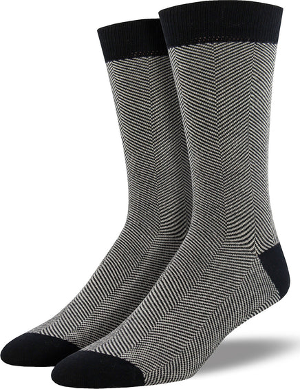 Socksmith Herringbone Socks - Men's