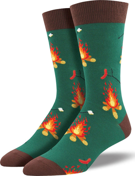 Socksmith Campfire Socks - Men's