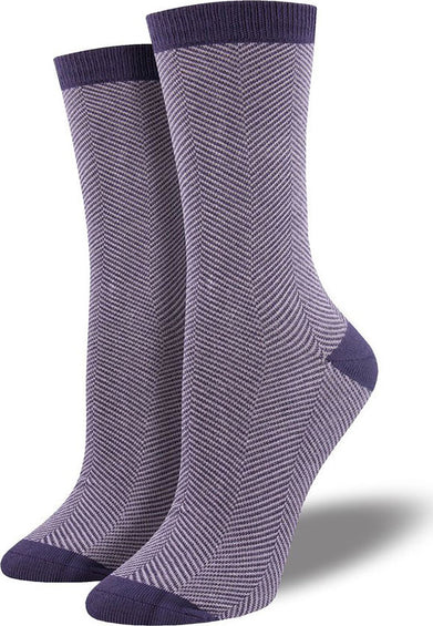 Socksmith Herringbone Socks - Women's