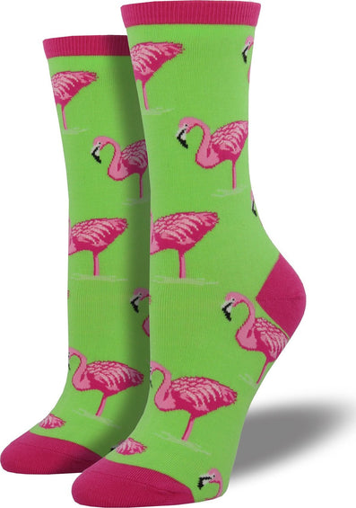 Socksmith Flamingo Socks - Women's