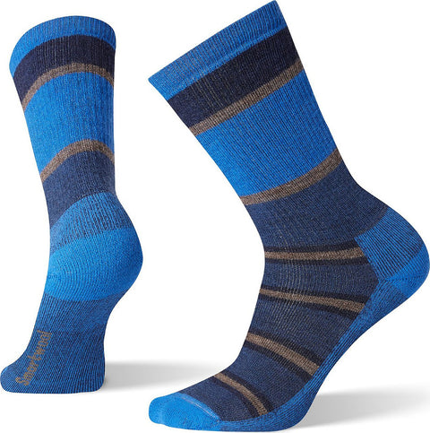 Smartwool Hike Medium Stripe Crew Socks - Unisex