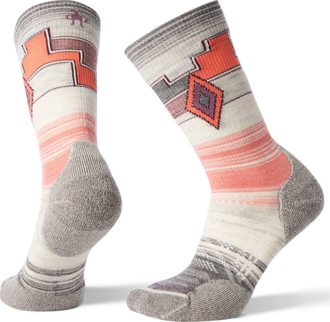 Smartwool PhD® Outdoor Light Pattern Crew Socks - Women's