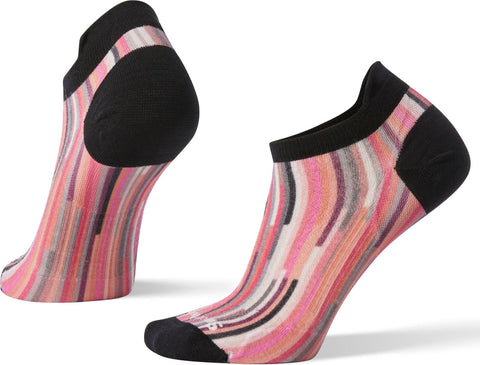 Smartwool PhD® Run Ultra Light Print Micro Socks - Women's