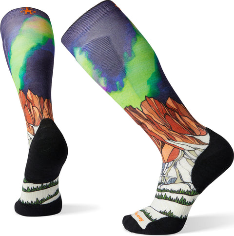 Smartwool PhD® Ski Light Elite Homechetler Print Socks - Unisex