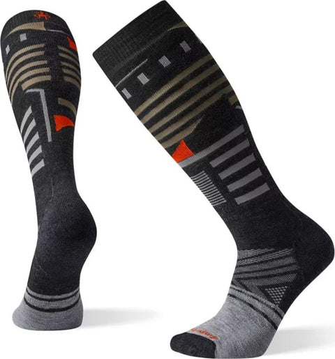 Smartwool PhD® Ski Medium Pattern Socks - Men's