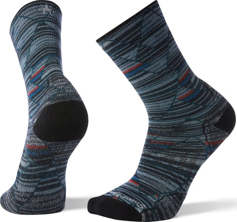 Smartwool PhD® Outdoor Light Margarita Print Crew Socks - Men's
