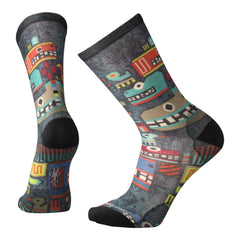 Men's Totem Monster Curated Crew Socks