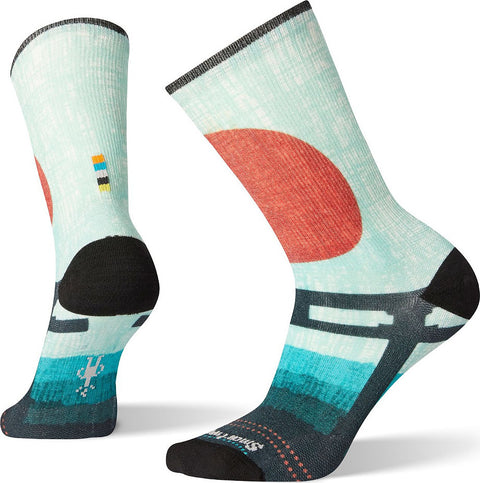 Smartwool Curated Torii Gate Crew Socks - Women's