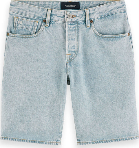 Scotch & Soda Short en cotton bio à coupe ajustée Ralston - Homme