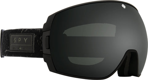 Spy Legacy Goggle - Onyx - HD Plus Gray Green with Black Spectra Mirror Lens