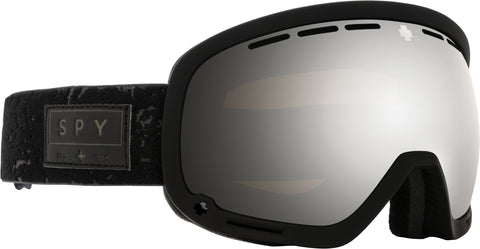 Spy Marshall Goggle - Onyx - HD Plus Gray Green with Black Spectra Mirror Lens