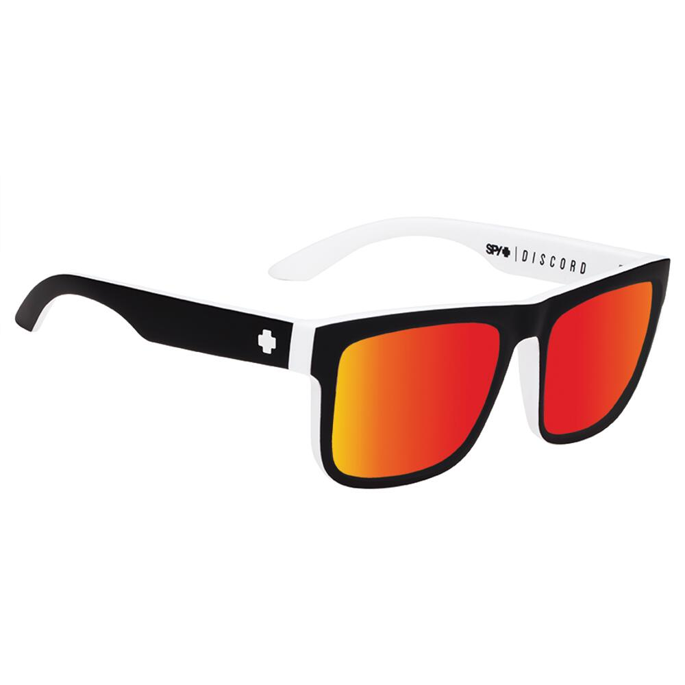 479ace75bd Spy Discord Whitewall - Happy Gray Green With Red Spectra Lens ...