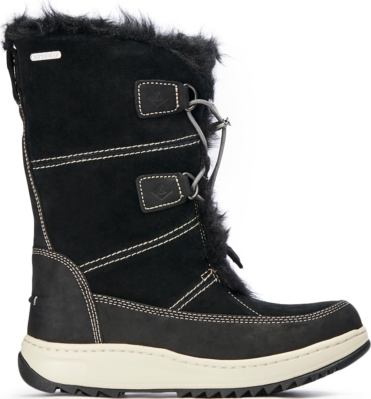 18f0781437ac2 Sperry Top Sider Botte Powder Valley Avec Arctic Grip Femme ...