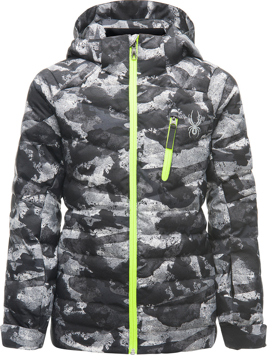 cec0fb609747 Spyder Impulse Synthetic Down Jacket - Boys