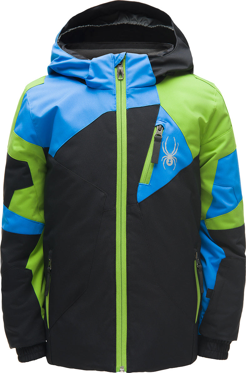 f221ed065d90 Spyder Mini Leader Jacket - Little Boy s