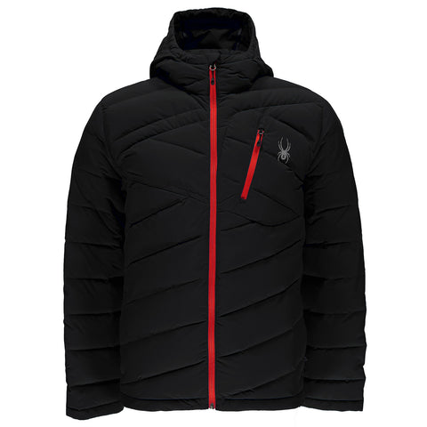 Spyder Men's Syrround Hoody Down Jacket